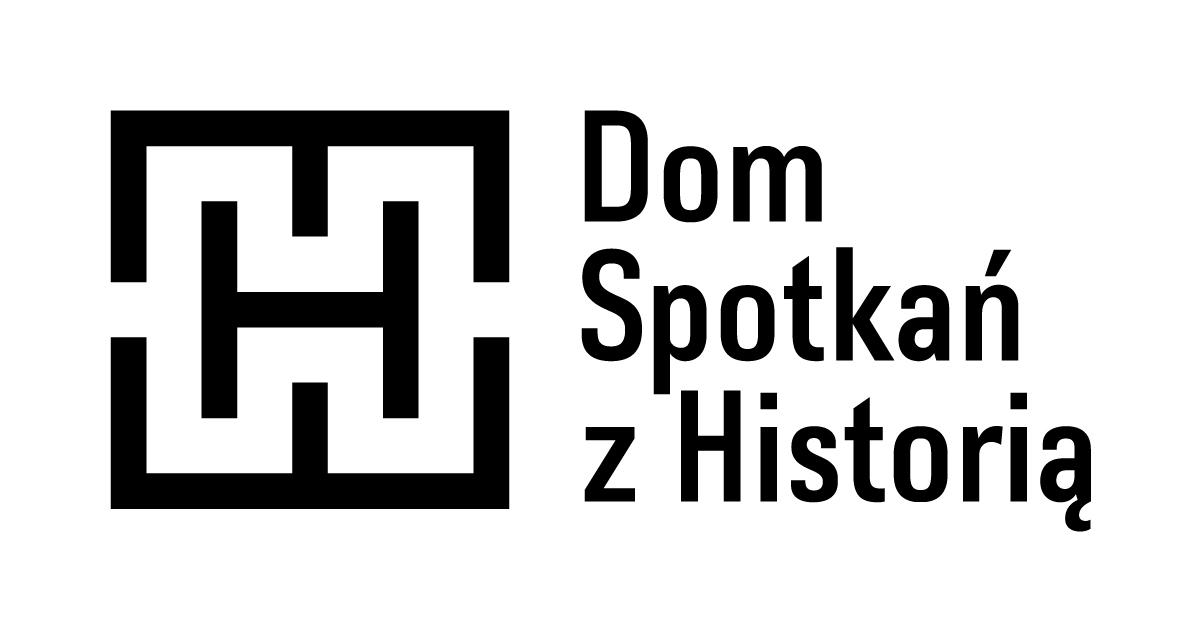 Logotyp 'Dom spotkań z historią'